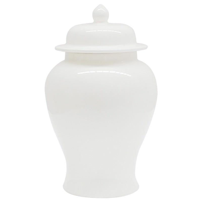 Stirling Ceramic Ginger Jar, Small