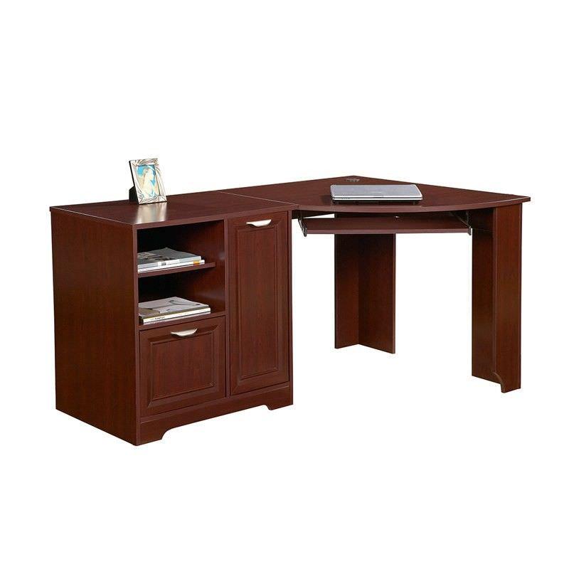 Esperance Cherry Corner Desk