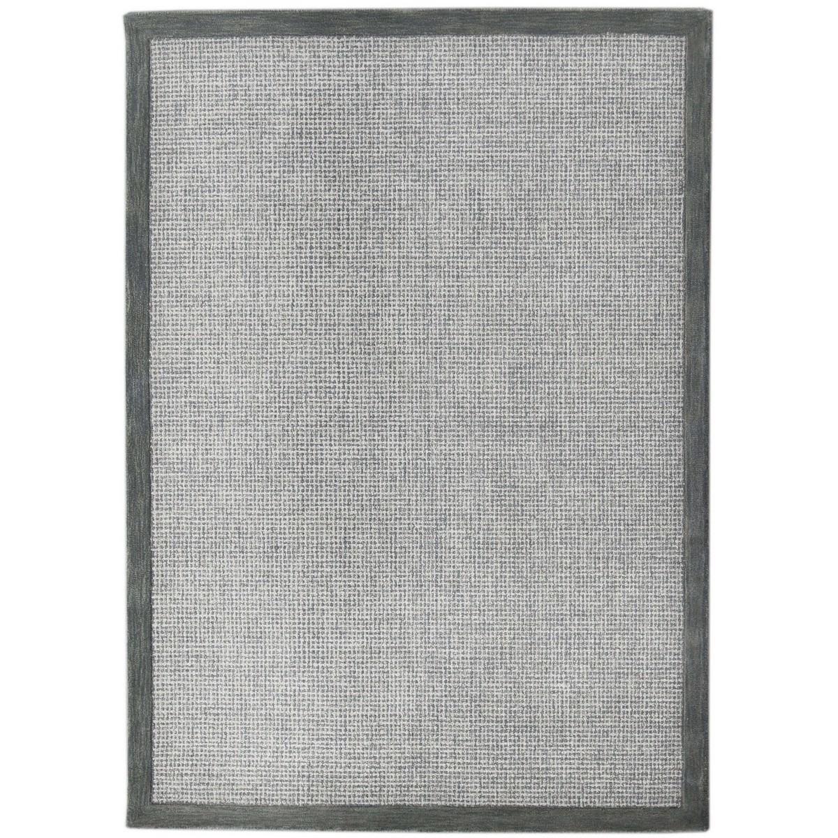 Idina Hand Tuffted Wool Rug, 160x230cm, Slate