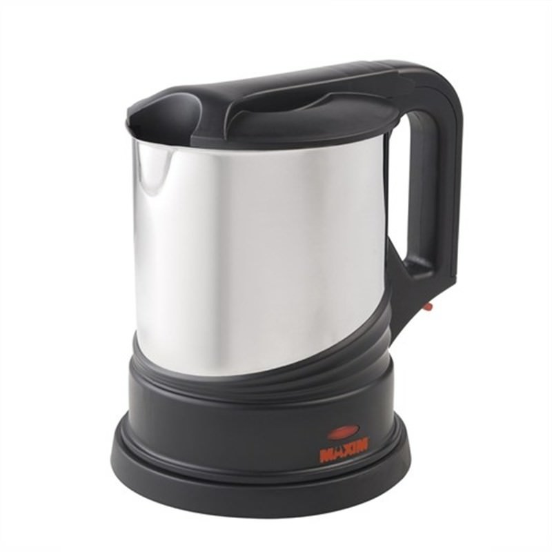 Maxim 1.7L Cordless Multi Function Wide Mouth Stainless Kettle