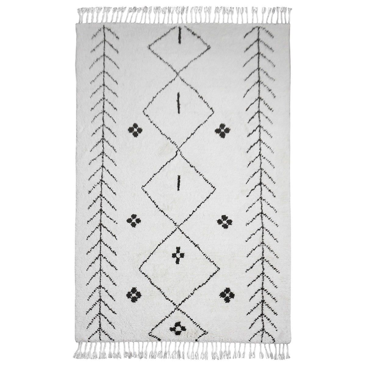 Sabina Hand Knotted Wool Rug, 230x160cm