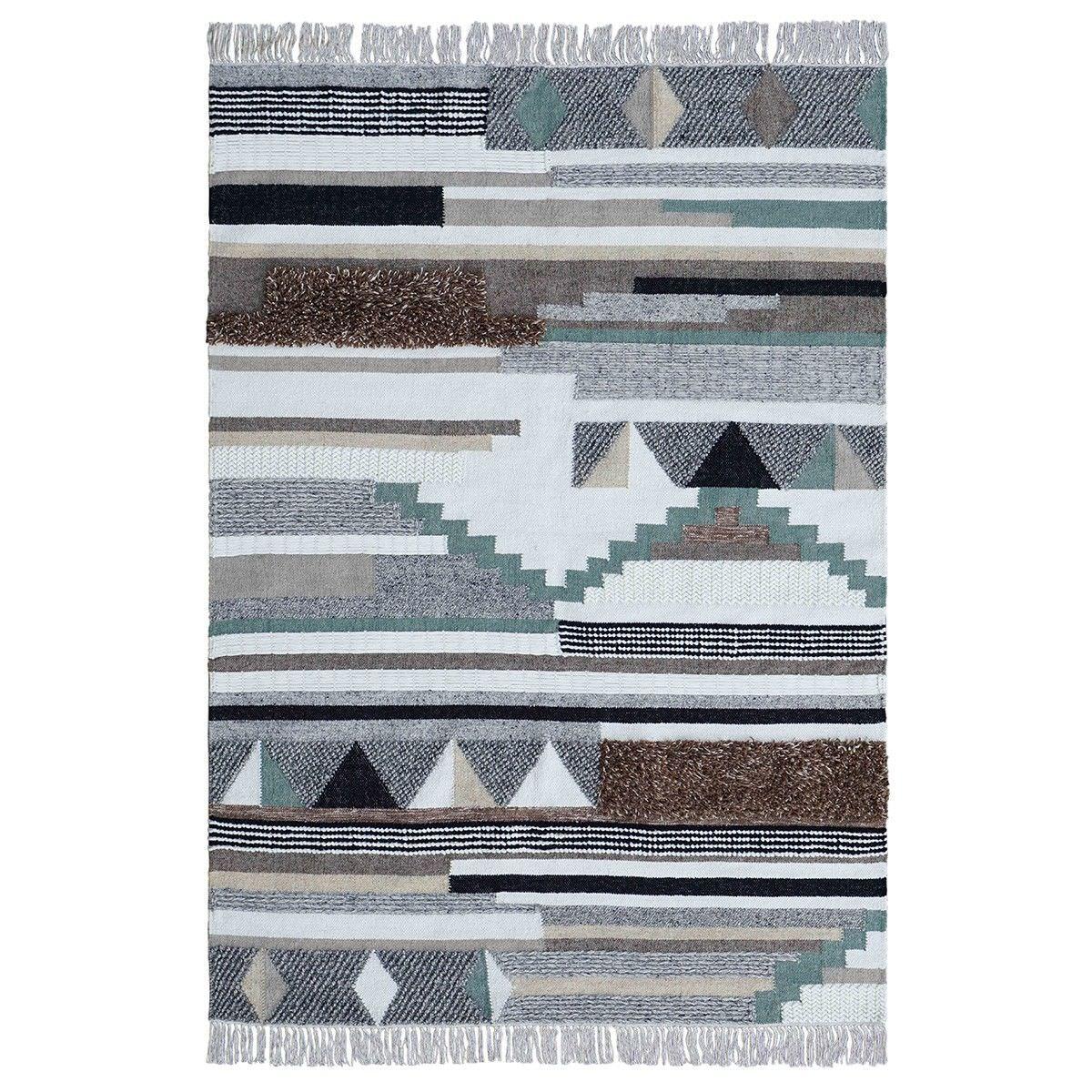 Adi Handwoven Wool Rug, 230x160cm