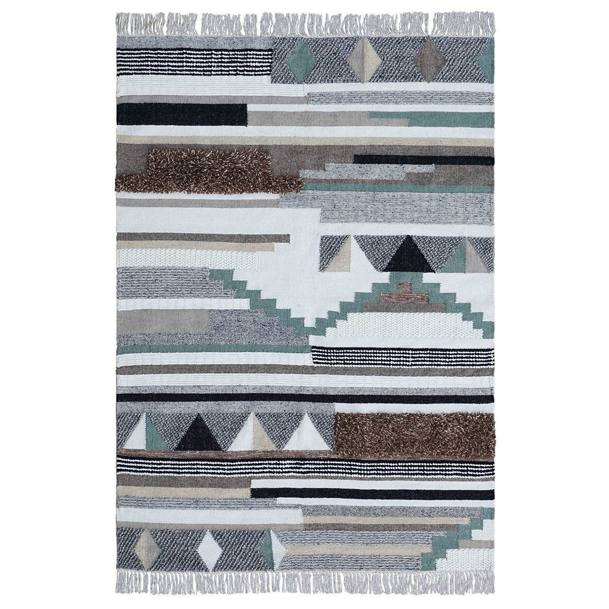 Adi Handwoven Wool Rug, 280x190cm