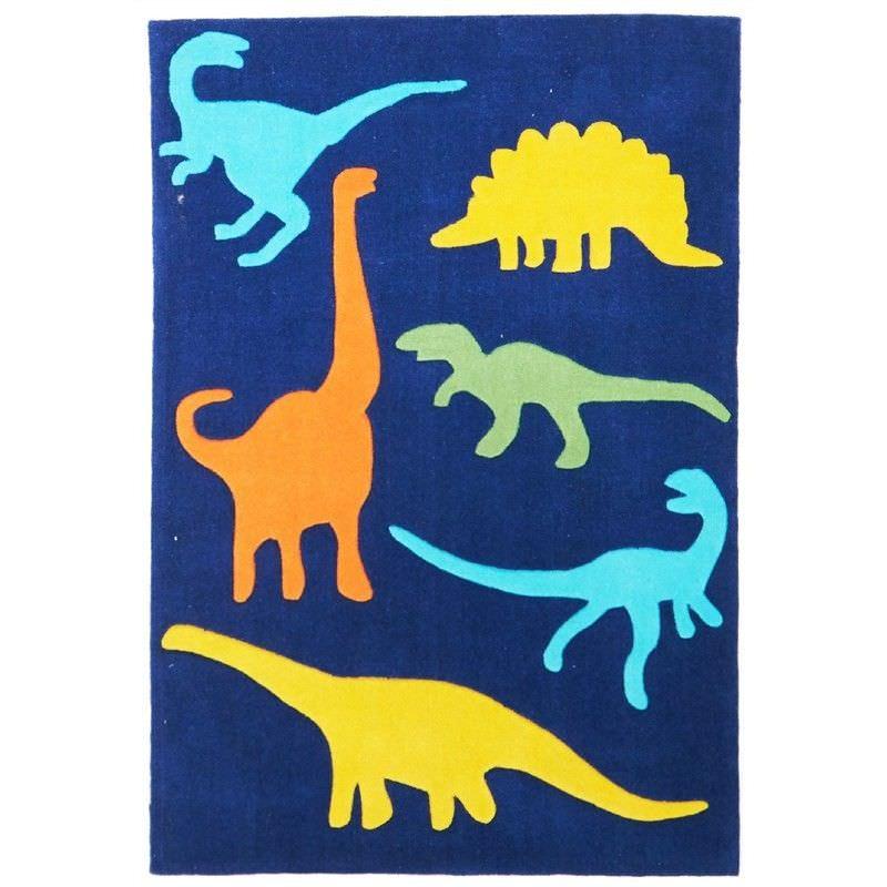 Dinosaurs Kid Rug - 220x150cm
