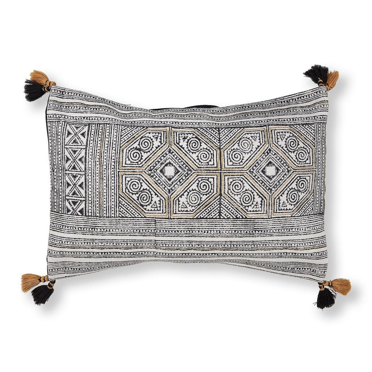 Mack Cotton Lumbar Cushion
