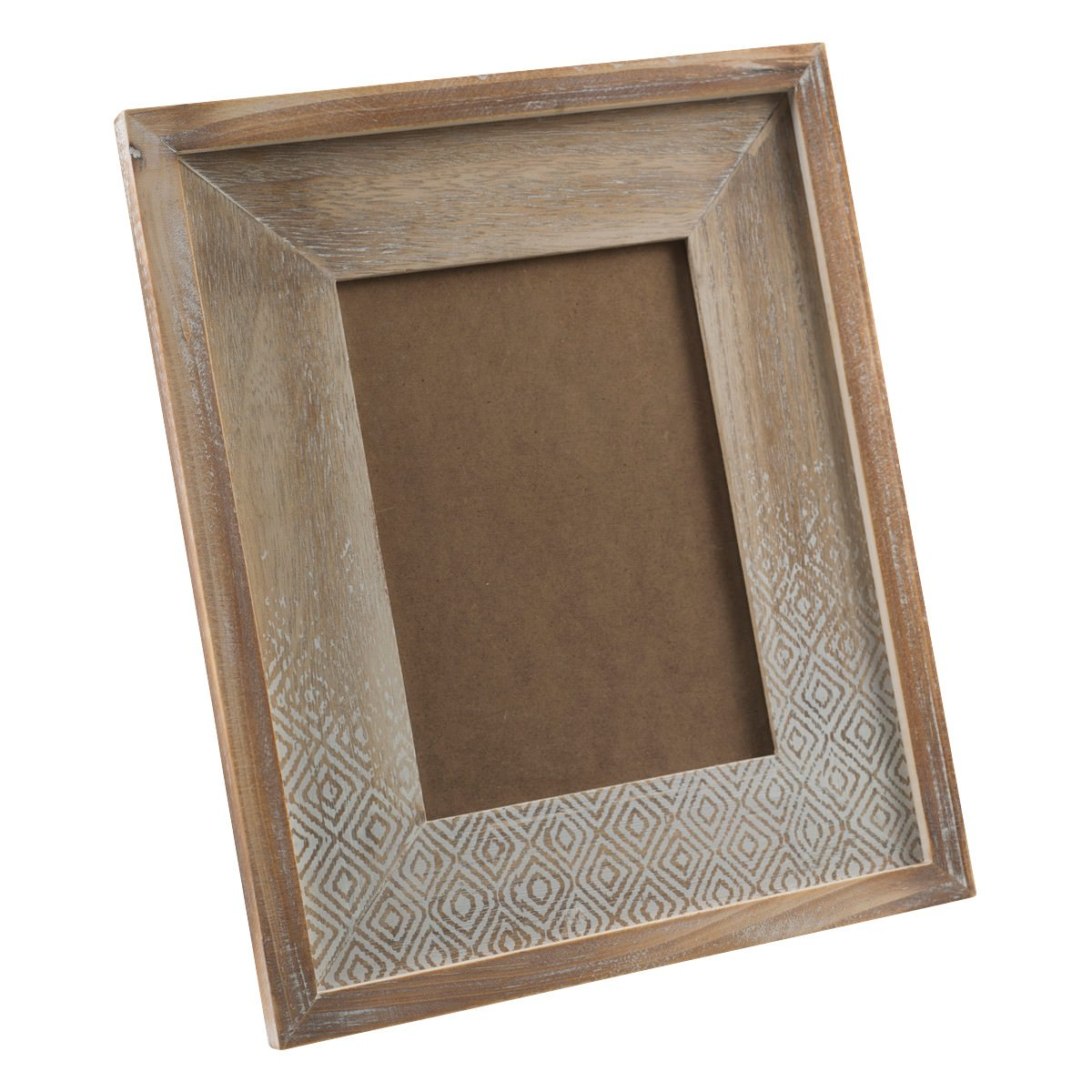 """Texas Wooden Picture Frame, 5x7"""""""