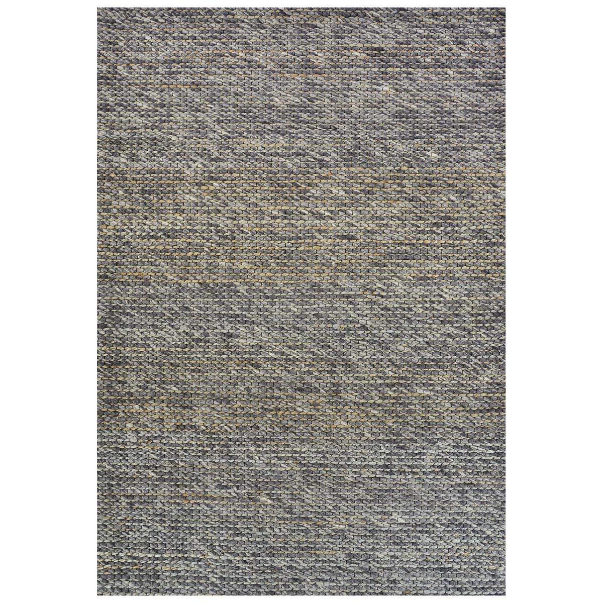 Choti Handmade Wool & Jute Rug, 160x230cm