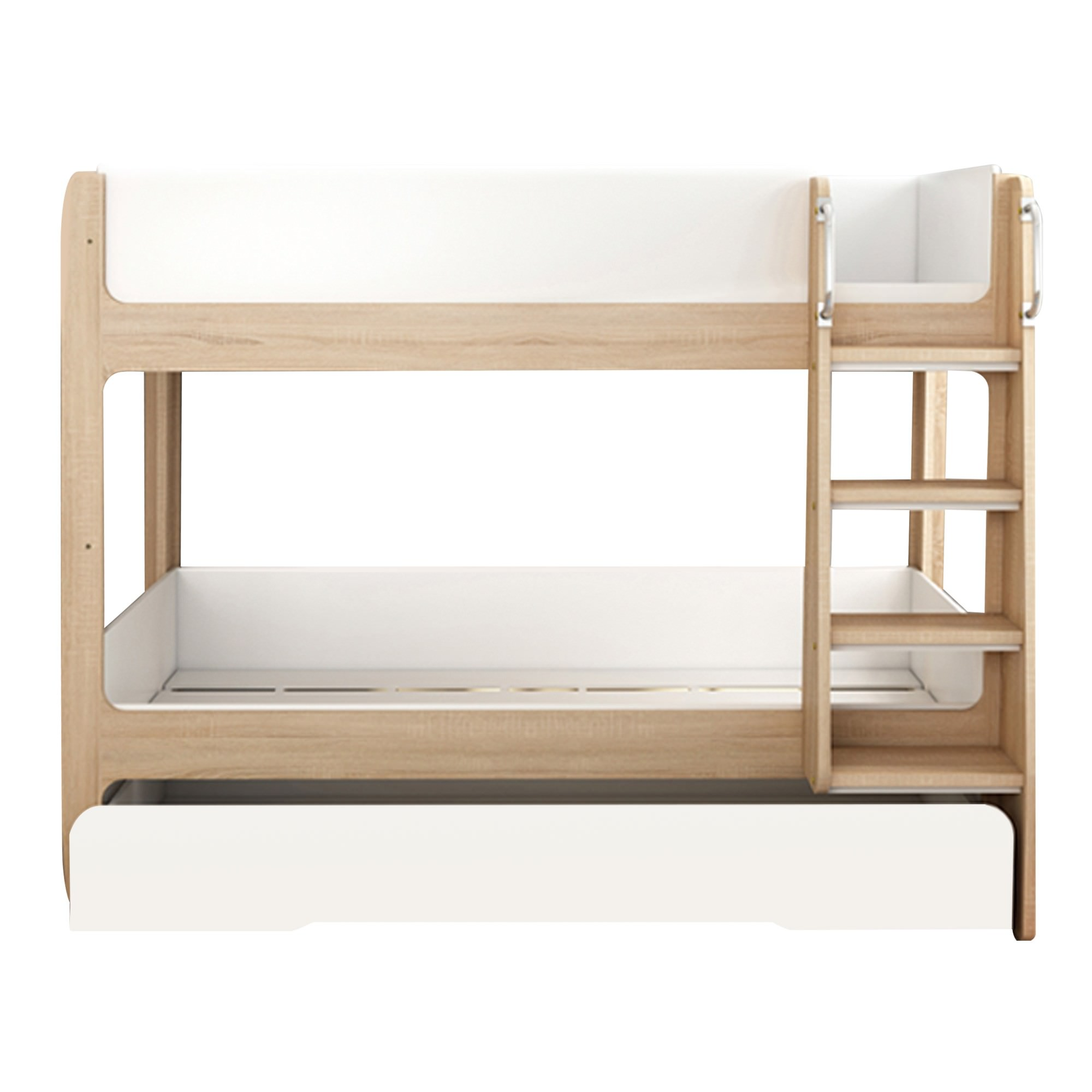 Colehill Bunk Bed with Trundle, Single