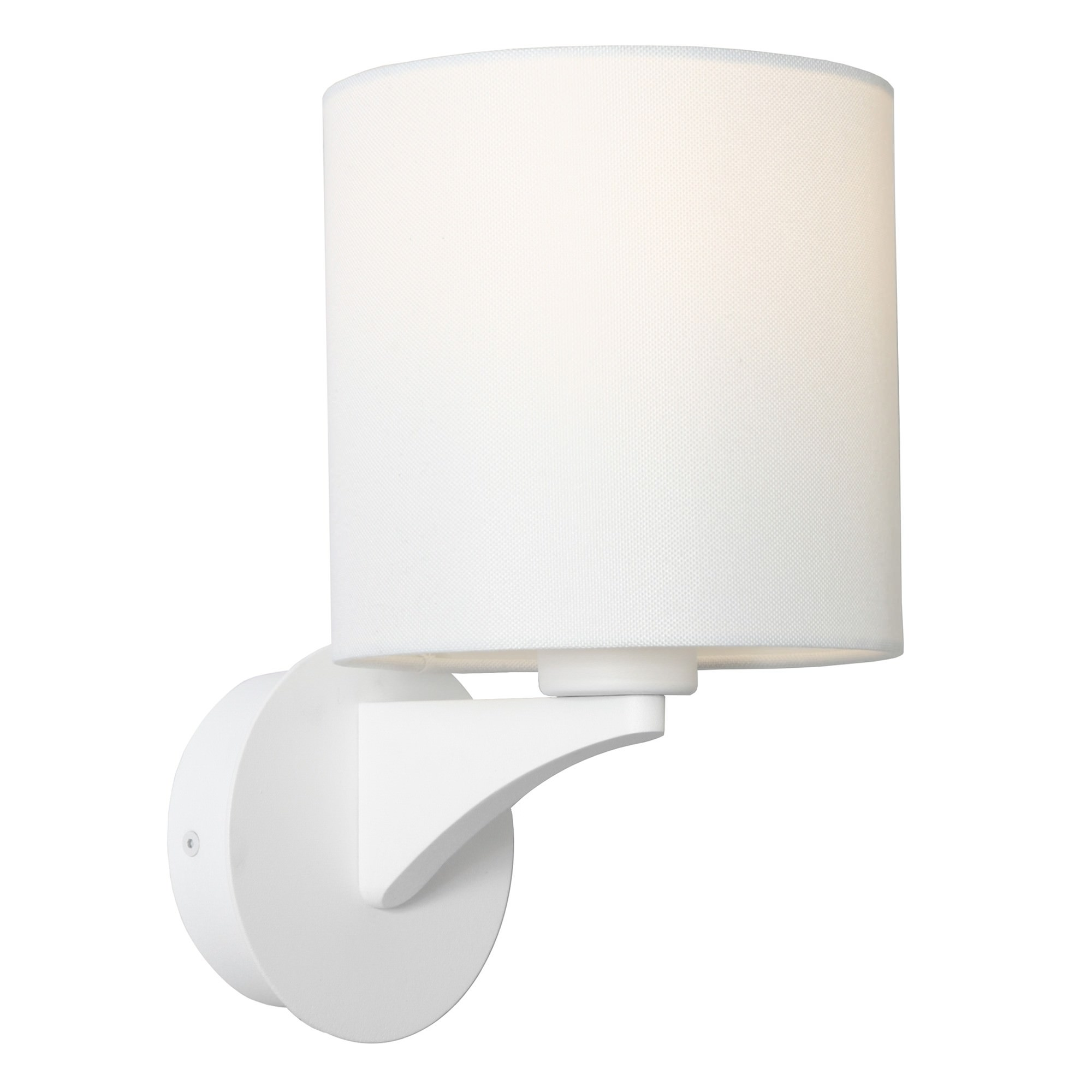 Kirsten Wall Sconce, White