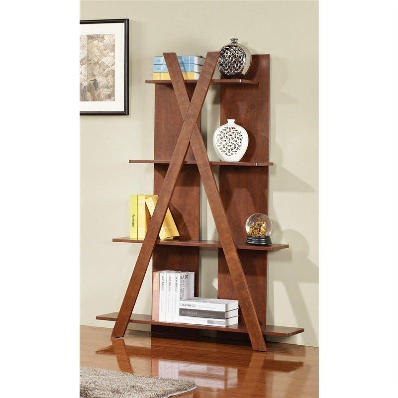 Kross Display Shelf, Coffee