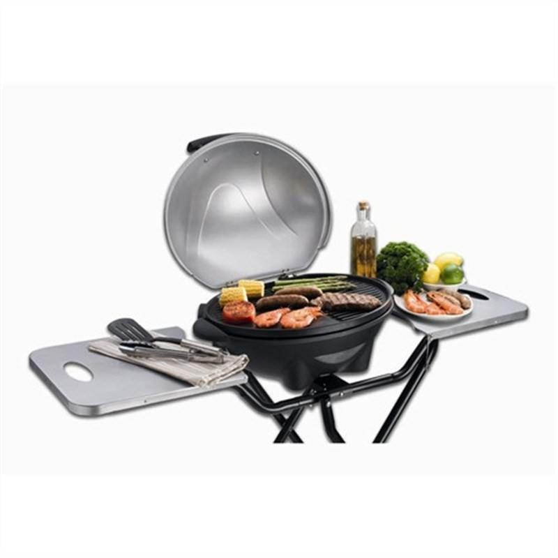 Maxim Portable Non-stick Electric BBQ With A Stand