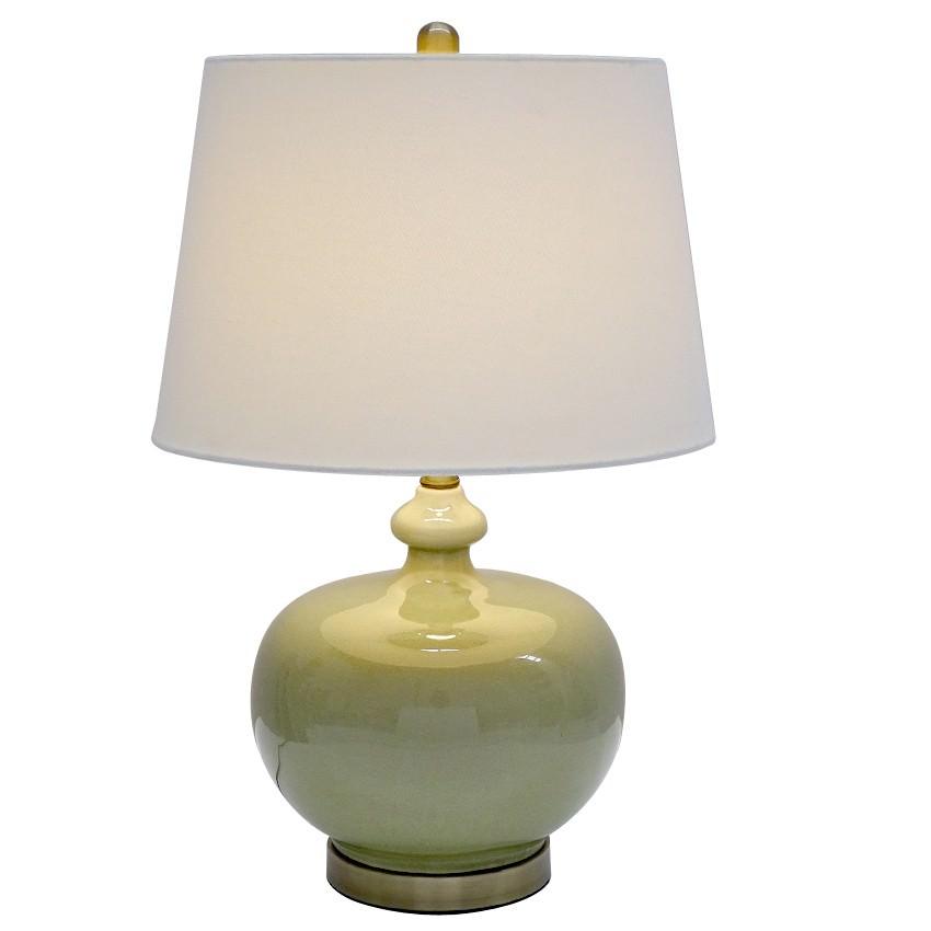 Jacob Ceramic Base Table Lamp