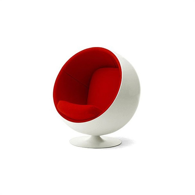 Eero Aarnio Ball Chair Replica - Red