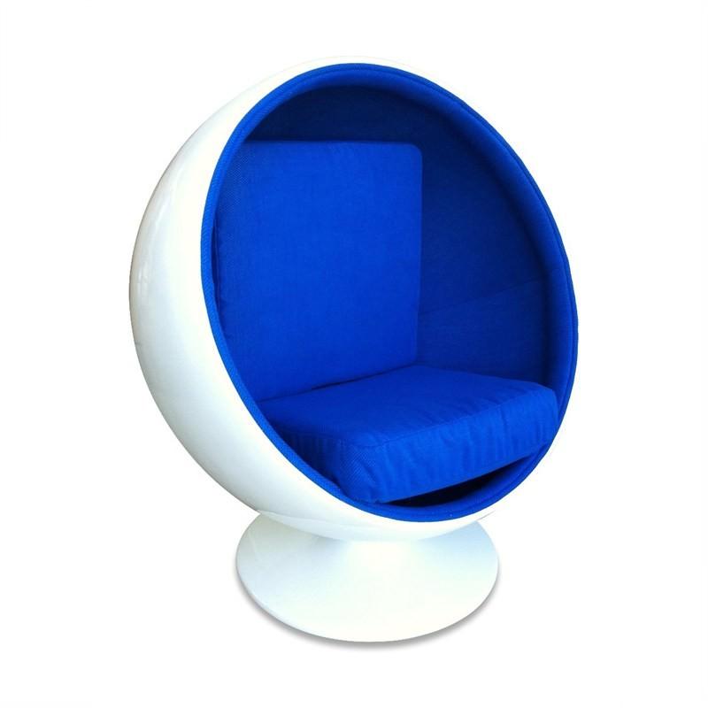 Eero Aarnio Ball Chair Replica - Blue