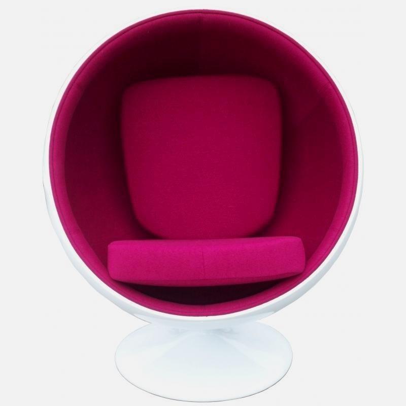 Eero Aarnio Ball Chair Replica - Retro Pink