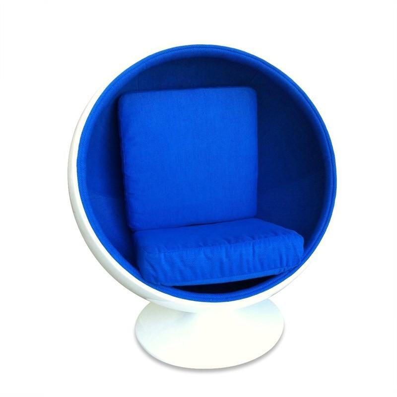 Kids Ball Chair Replica - Blue