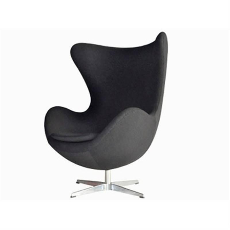 Egg Chair replica - Black