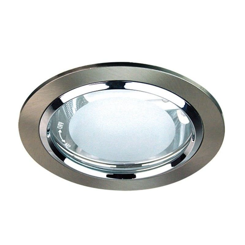 Litek Side Entry Energy Efficient Downlight (Oriel Lighting)