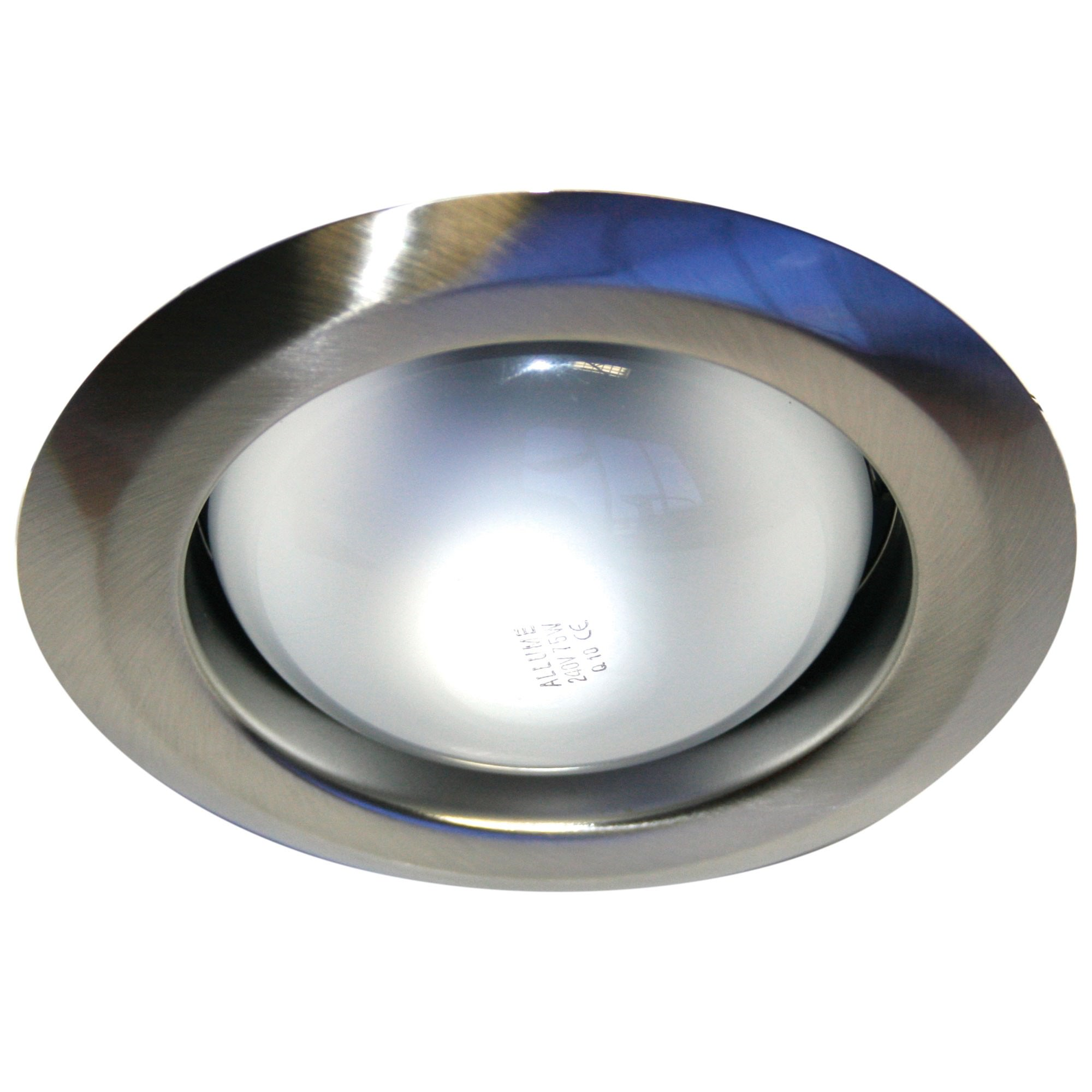 Project R80 Downlight, Brushed Chrome (LF4325BCH)