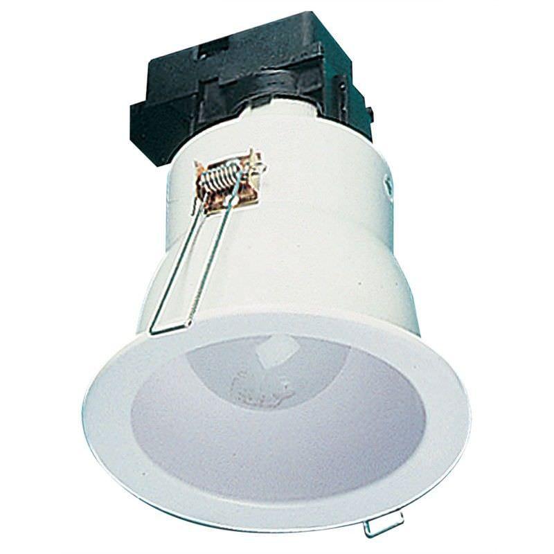 Budget 100W Open Face Darklighter Downlight (Oriel Lighting)