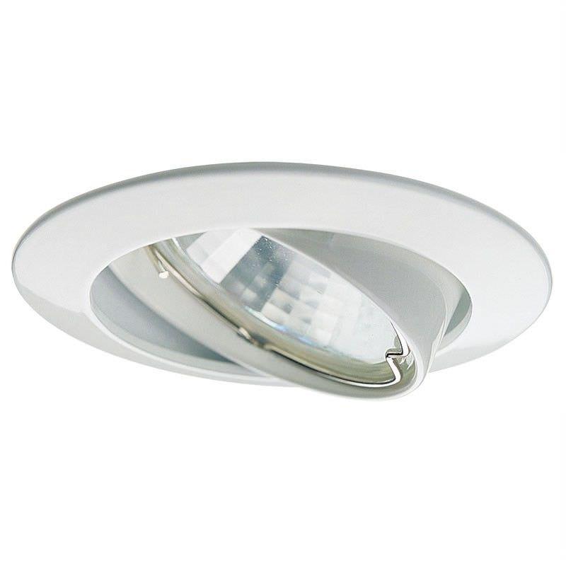 Classic Adjustable Downlight - White (Oriel Lighting)