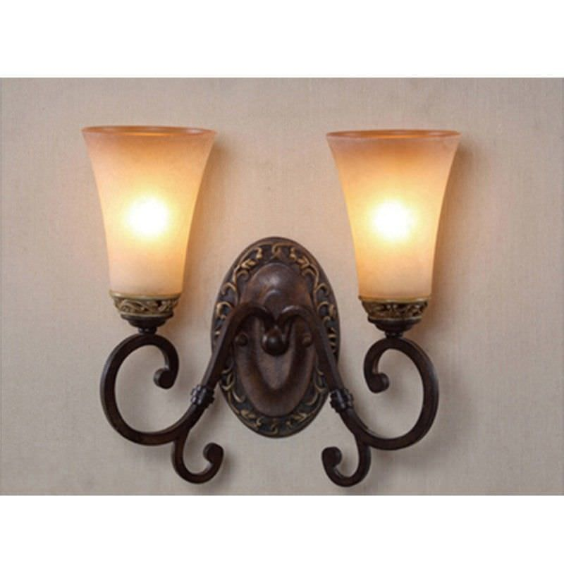 Adriano Double Sconce Wall Light