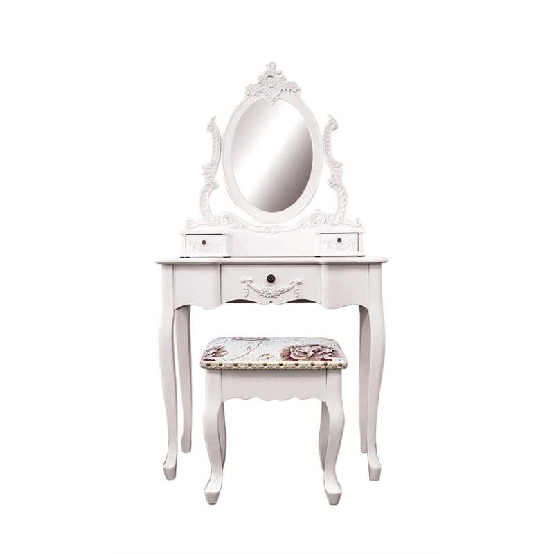 Cachan Dressing Table with Cachan Dressing Stool