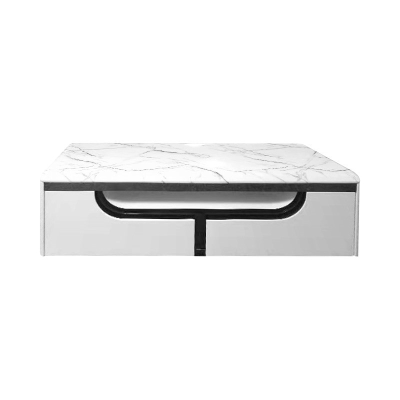 Thornton Marble Toppped Coffee Table, 130cm