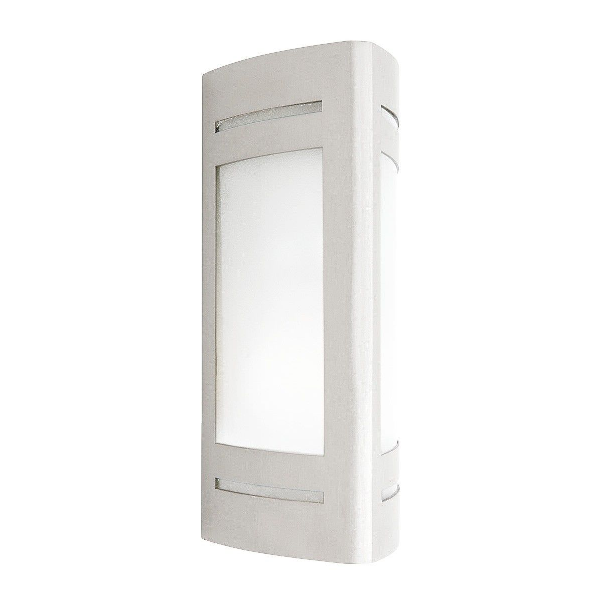 Linear 316 Stainless Steel IP44 Outdoor Wall Light