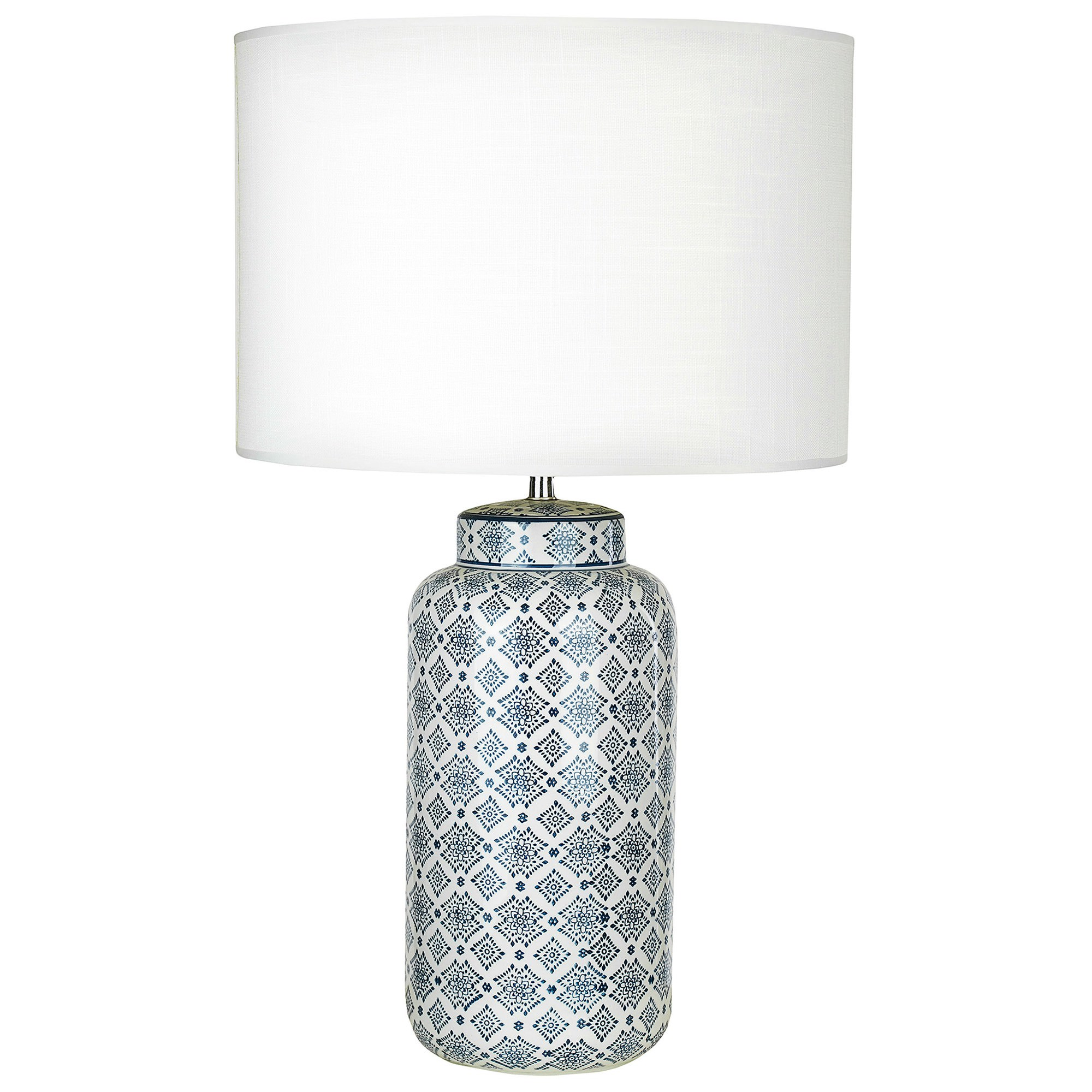 Afra Ceramic Base Table Lamp