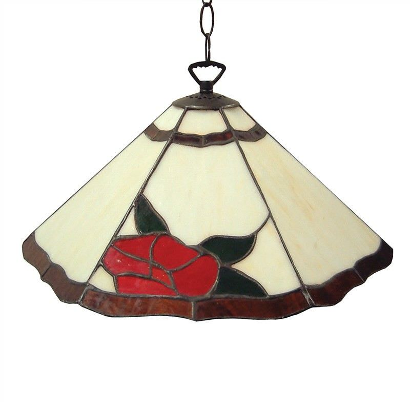 Alta Modern Water Glass Lead Ceiling Light - 40cm Shade