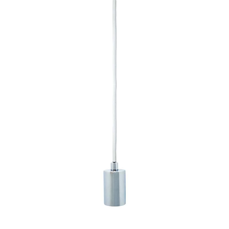 Pharos Iron Pendant Light, White