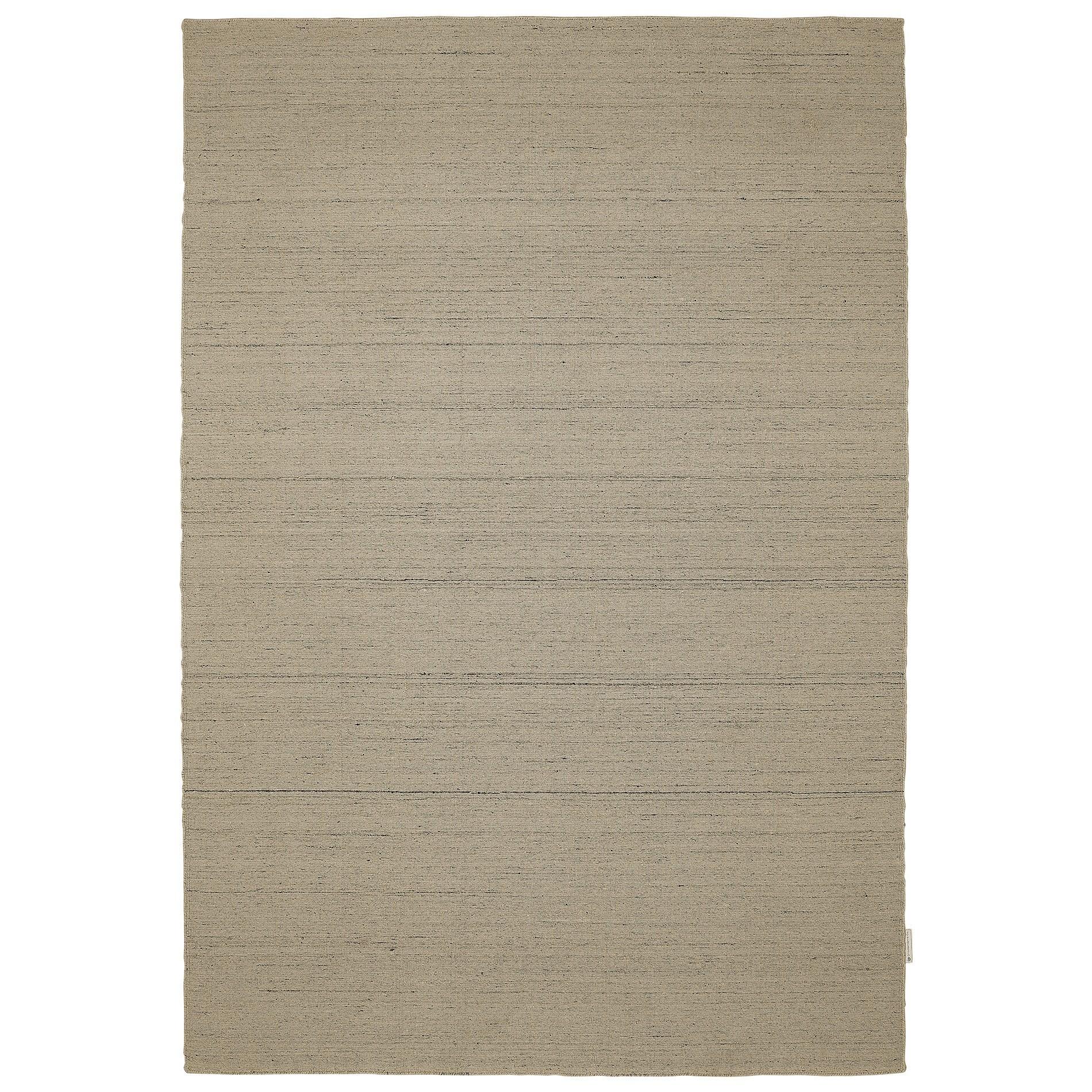 Loom Wool Rug, 225x155cm, Ivory
