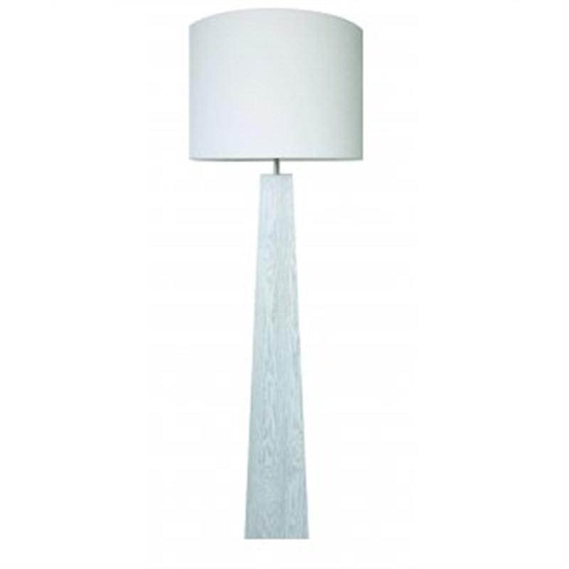 Obeklisk Floor Lamp - Whitewash