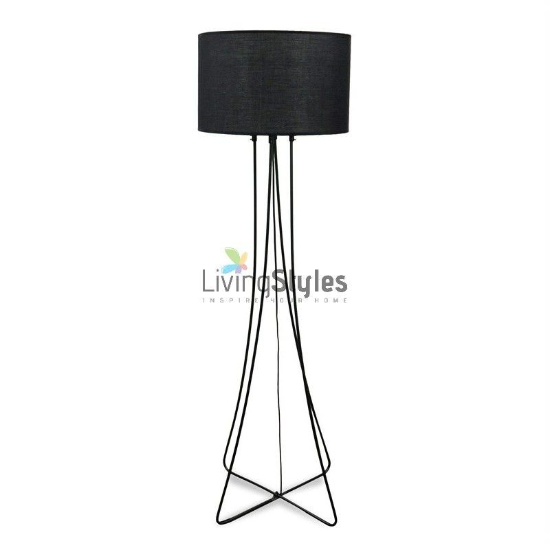 Dusk Metal Floor Lamp