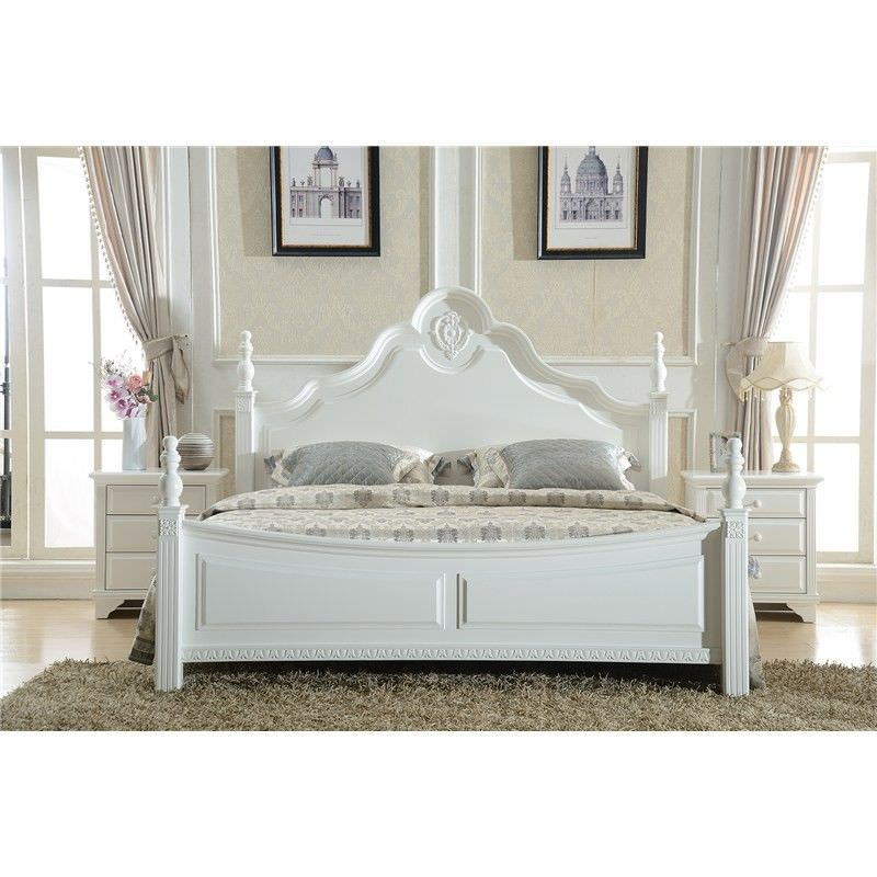 Amour Queen Bed