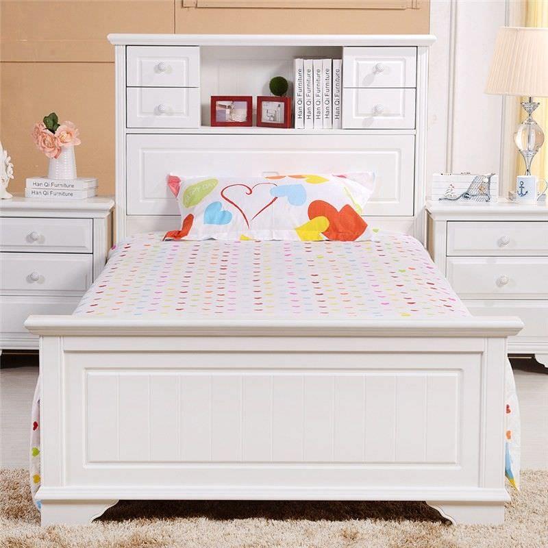 Edward Single Bed