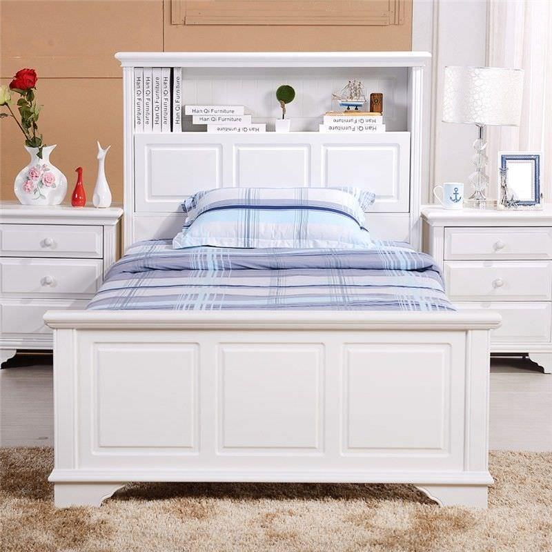 Liszt Single Bed