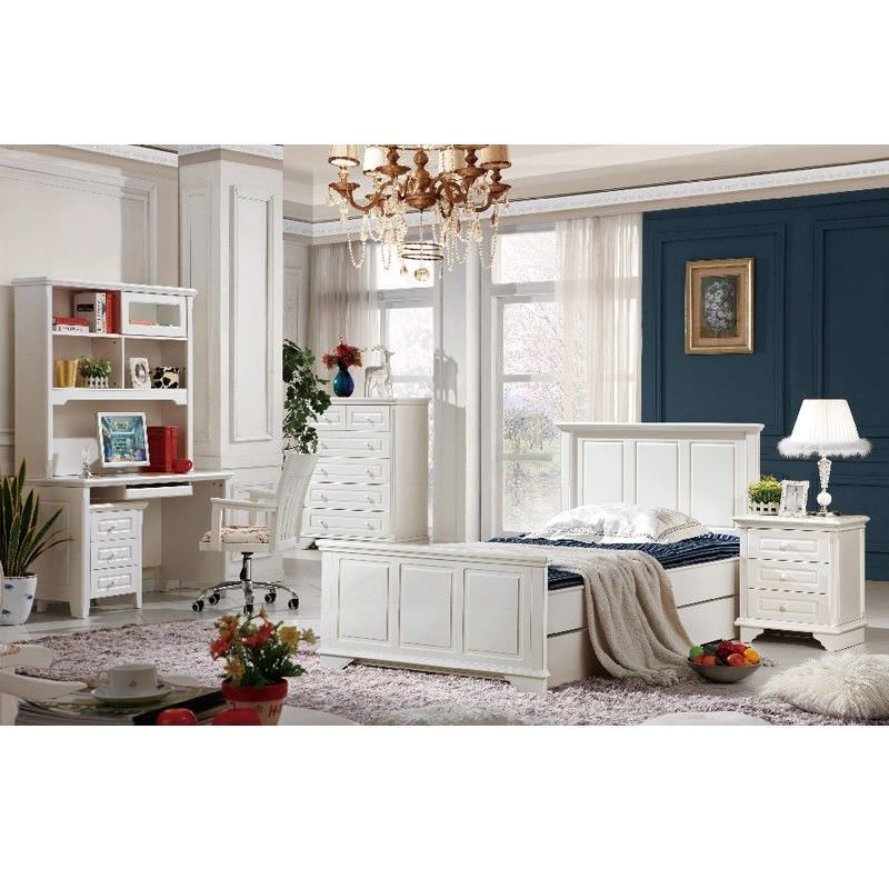 Antony Single Bed - Without Trundle
