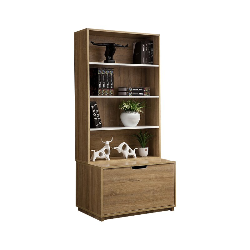 Tommola Bookcase with Toybox