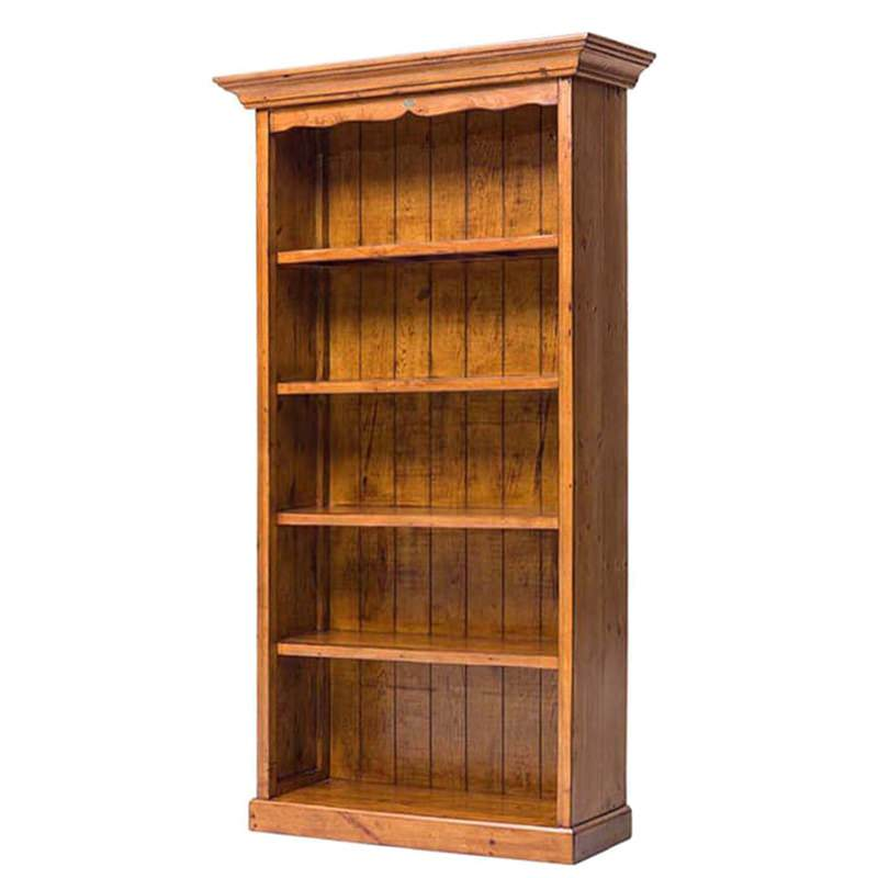 Lifestyle Reclaimed Timber Bookcase
