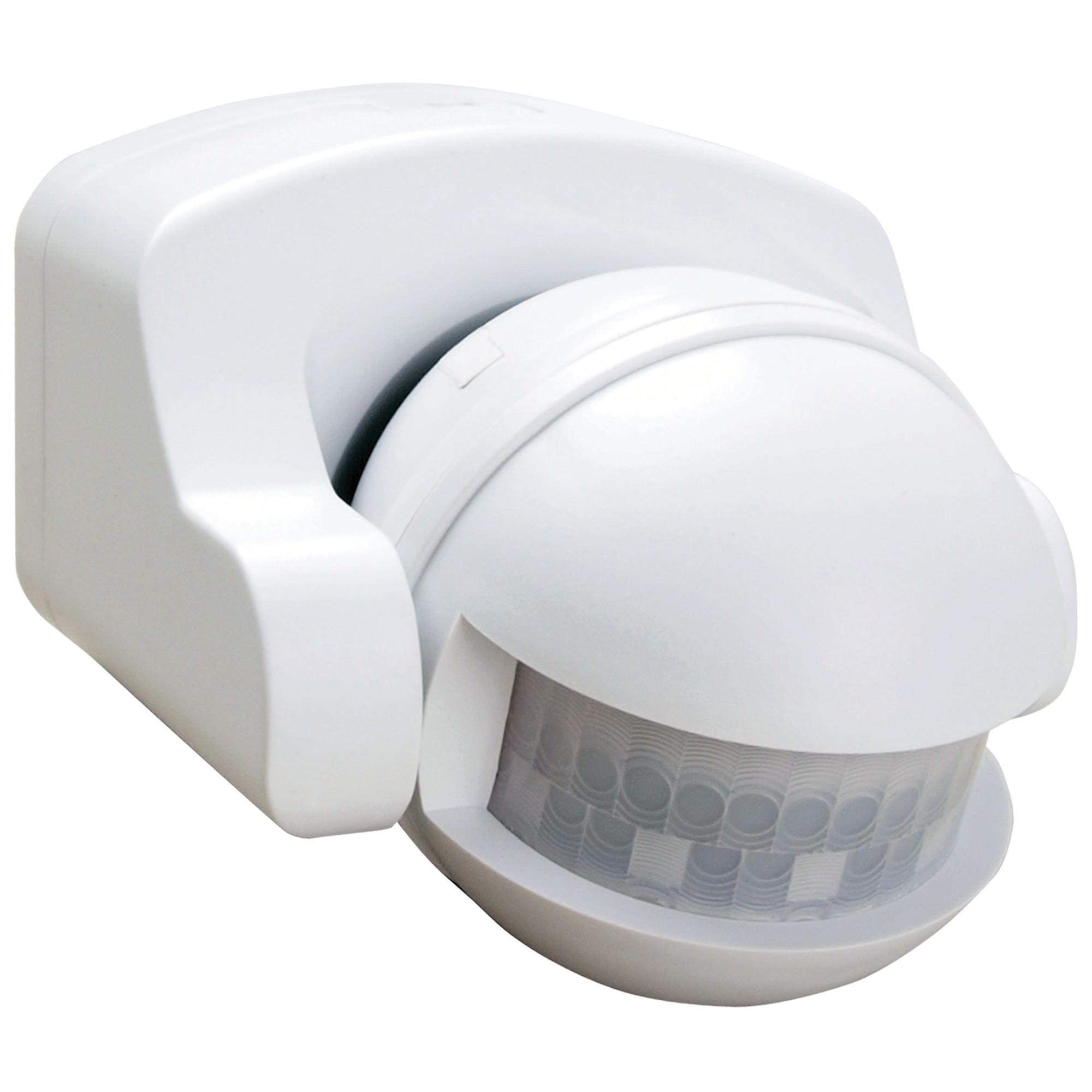 Lightwatch IP44 Indoor / Outdoor Motion Sensor, White