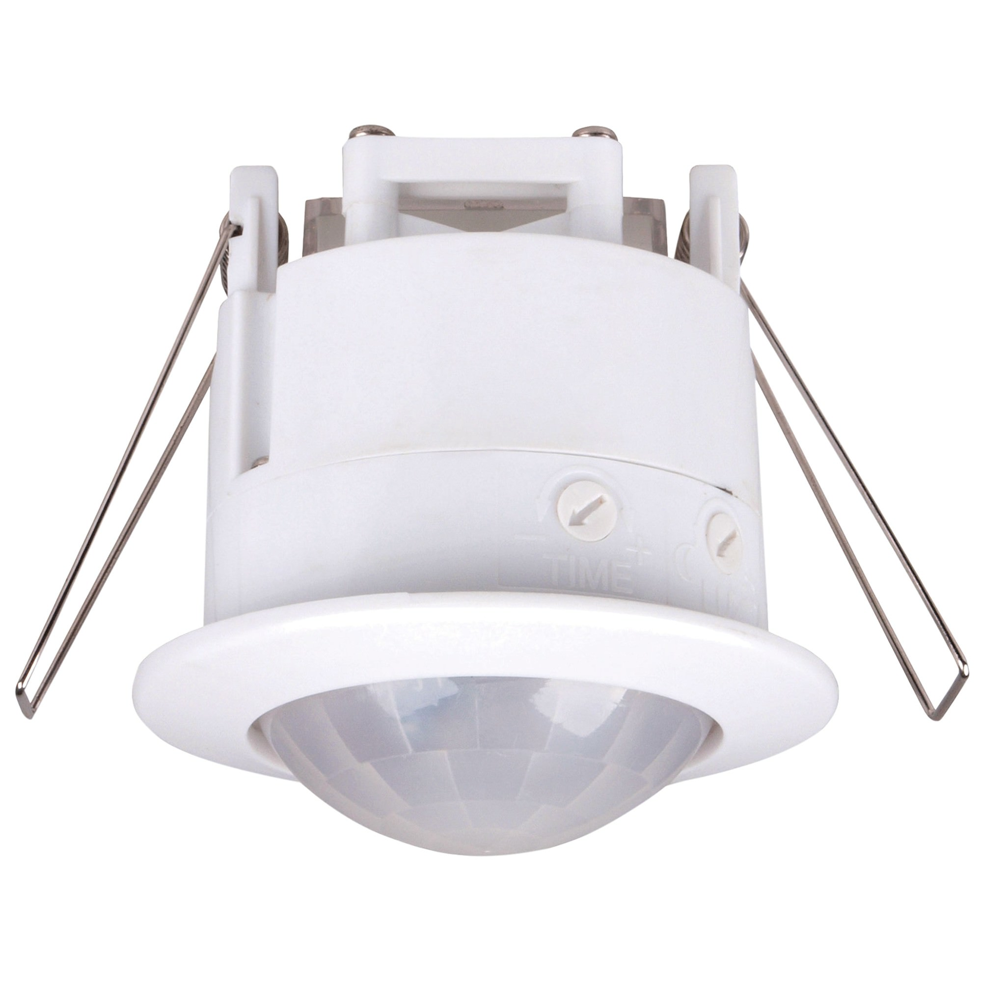Lightwatch Recessed Ceiling Mount Motion Sensor, White