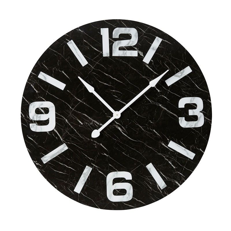 Milton Round Wall Clock, 90cm
