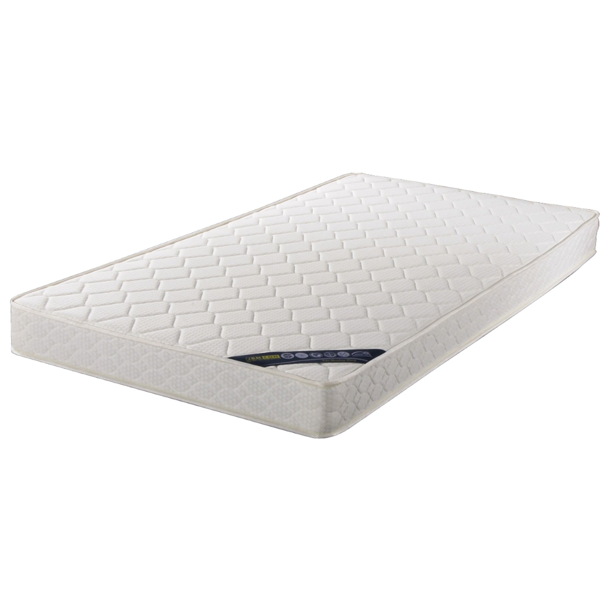 Venice Bonnell Spring Medium Roll Up Mattress, Single