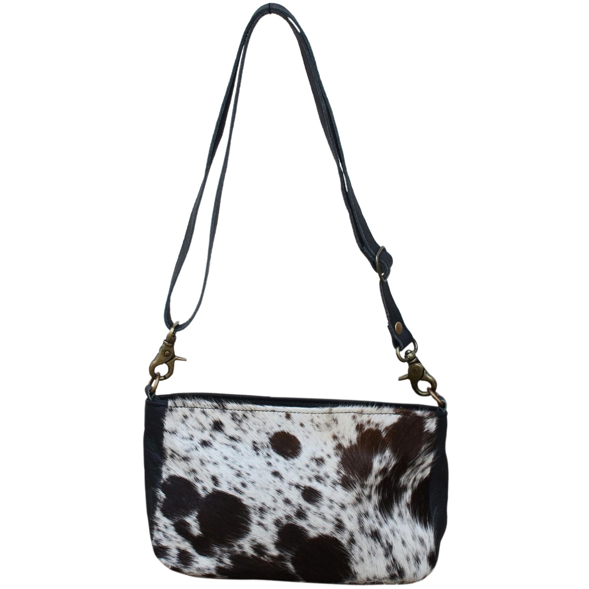 Irene Cowhide Bag