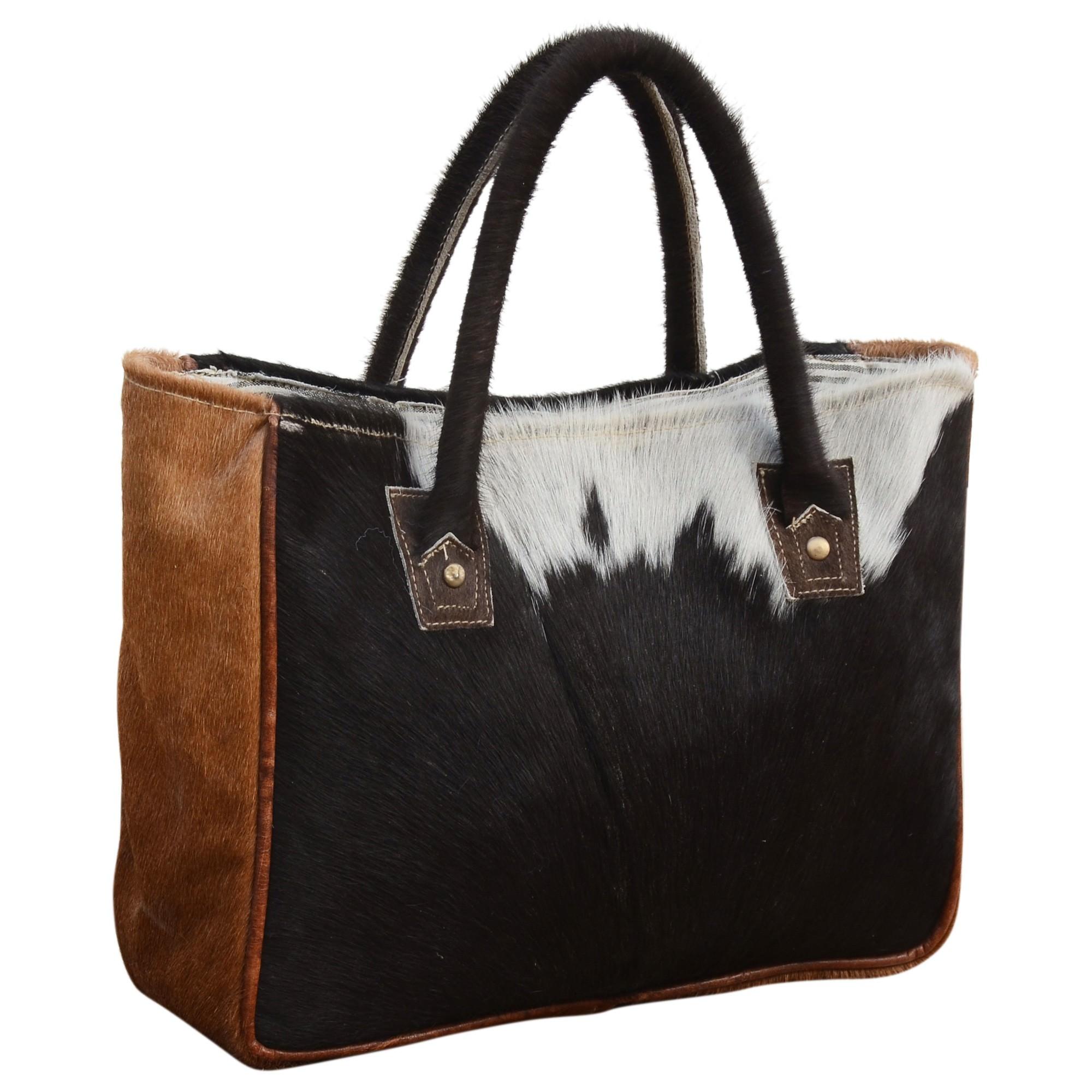 Asda Cowhide Tote Bag