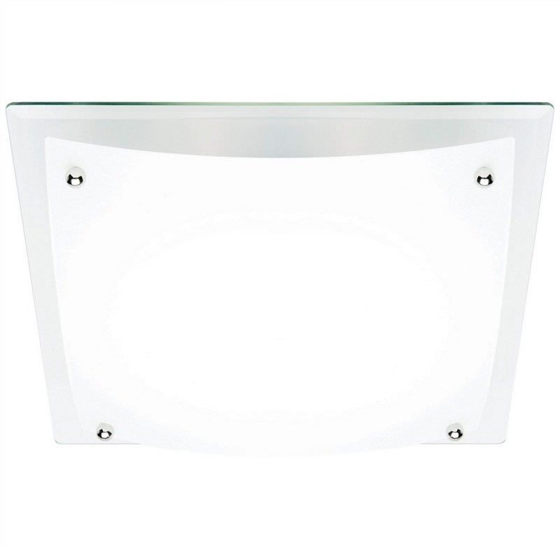 Atlantis 1 light Flush Mount Ceiling Light