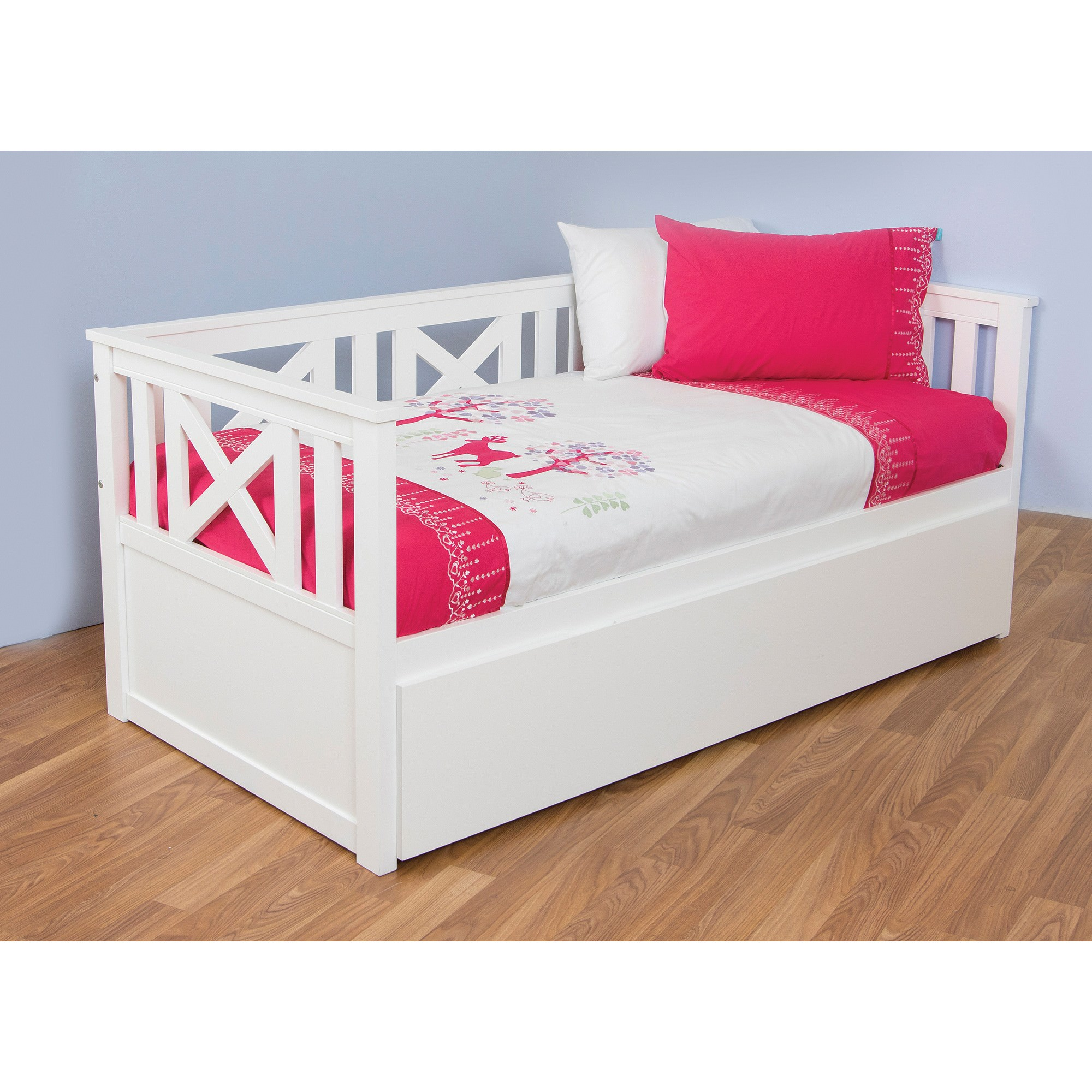 Madeleine Wooden Daybed, Single