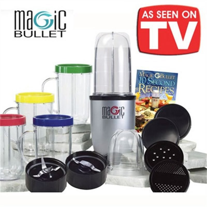 The Original Magic Bullet Blender with Accessories